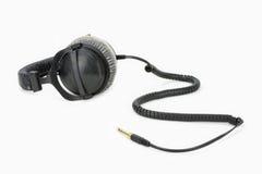 Berufsstudio Kopfhörer Stockbilder