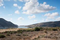 Beruhigende Landschaft Lizenzfreie Stockfotos