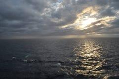 Beruhigende Meere Stockfotos