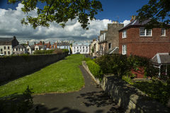 Berwick επάνω στο τουίντ, Northumberland στοκ φωτογραφία με δικαίωμα ελεύθερης χρήσης
