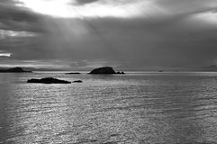 Berwick du nord Image libre de droits