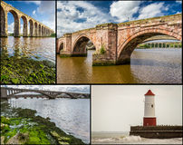 Berwick-upon-Tweed Royalty Free Stock Photos