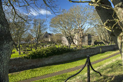 Berwick upon Tweed Parish Church Royalty Free Stock Photo