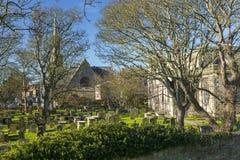 Berwick upon Tweed Parish Church Royalty Free Stock Photos