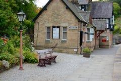 Berwyn Railway Station Stock Photos