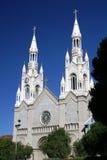 Überziehschutzanlage. Peter-und Paul-Kirche Stockfoto