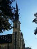 Besöka charleston, South Carolina och dess härliga arkitektur royaltyfri bild