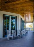 Besökaremitt - den Biscayne nationalparken - Florida arkivfoton