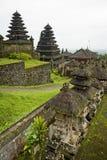 Besakih, Bali obraz royalty free