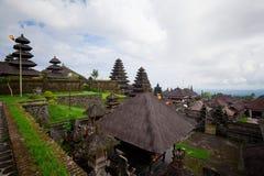 Besakih complex Pura Penataran Agung Royalty Free Stock Photography