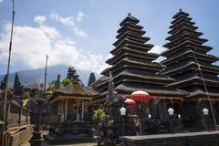 Besakih complex Pura Penataran Agung , hindu temple of Bali, Indonesia. Royalty Free Stock Image