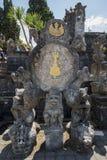 Besakih complex Pura Penataran Agung ,Hindu temple of Bali, Indonesia. Royalty Free Stock Photos