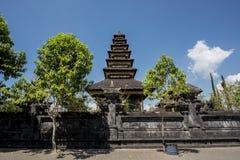 Besakih complex Pura Penataran Agung ,Hindu temple of Bali, Indonesia. Royalty Free Stock Image