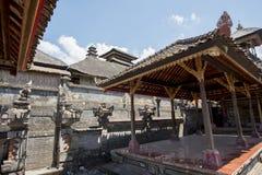 Besakih complex Pura Penataran Agung ,Hindu temple of Bali, Indonesia. Stock Image