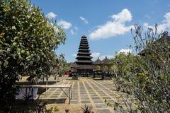 Besakih complex Pura Penataran Agung ,Hindu temple of Bali, Indonesia. Stock Photography
