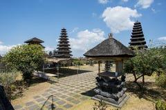 Besakih complex Pura Penataran Agung ,Hindu temple of Bali, Indonesia. Royalty Free Stock Photo
