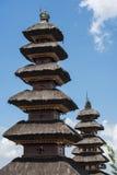 Besakih complex Pura Penataran Agung ,Hindu temple of Bali, Indonesia. Royalty Free Stock Photography