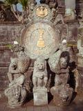 Besakih complex Pura Penataran Agung Royalty Free Stock Photo