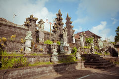 Besakih complex Pura Penataran Agung Royalty Free Stock Images