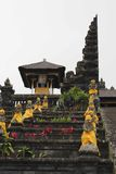 Besakih Mother Temple in Bali Royalty Free Stock Images