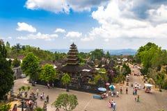 Besakih Pura Penataran Agung complessa, Bali, Indonesia Immagini Stock