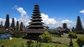 Besakih-Tempel Stockfotos