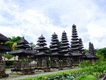Besakih-Tempel, hindischer Tempel von Bali, Indonesien Stockfoto