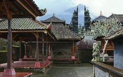 Besakih temple. Bali, Indonesia Stock Images