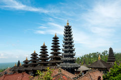 Besakih Temple, Bali, Indonesia Royalty Free Stock Photography