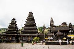 Besakih Temple Bali Indonesia Stock Photography