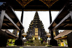 Besakih Temple Bali Indonesia Royalty Free Stock Photography