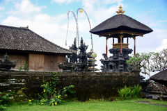 Besakih temple at Bali, Indonesia Royalty Free Stock Photography
