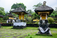 Besakih temple at Bali, Indonesia Royalty Free Stock Images