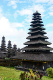 Besakih temple at Bali, Indonesia Stock Photos