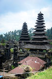 Besakih temple at Bali, Indonesia Stock Photography