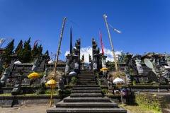 Besakih temple Stock Photos