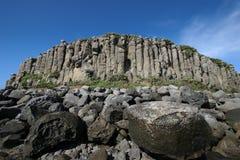 Besalt Insel Stockfoto