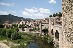 Besalu Stock Photography