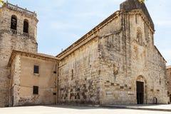 Besalu, Girona Spain Royalty Free Stock Images