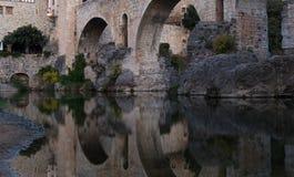 Besalu, Girona Spain Royalty Free Stock Photography