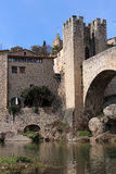 Besalu, Spain Royalty Free Stock Image