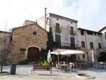 Besalu, Spanien Lizenzfreie Stockfotos