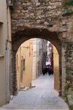 Besalu, Spanje Royalty-vrije Stock Fotografie