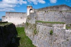 Besançon-Festung stockfotografie
