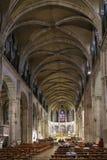 BESANCON/FRANCE - 13 ΣΕΠΤΕΜΒΡΊΟΥ: Άποψη του καθεδρικού ναού του ST Jea στοκ φωτογραφία με δικαίωμα ελεύθερης χρήσης