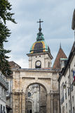 BESANCON/FRANCE - 9月13日:圣Jea大教堂的看法  免版税图库摄影