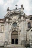 BESANCON/FRANCE - 13 SETTEMBRE: Vista della cattedrale della st Jea fotografia stock libera da diritti