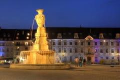 Besancon Frankrike royaltyfri foto