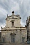BESANCONS, FRANCE/EUROPE - 13 DE SEPTIEMBRE: Iglesia de San Pedro adentro fotografía de archivo