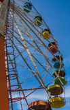 Besarion Gabashvili kultur och rekreation parkerar Ferris Wheel II Arkivbild
